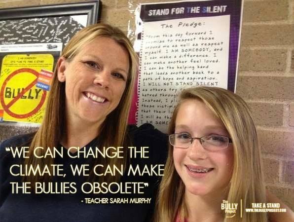 The Bully Project Recognizes Wausau School District Students and Staff
